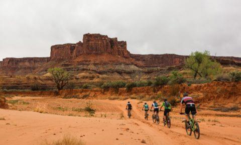 mountain biking national park usa