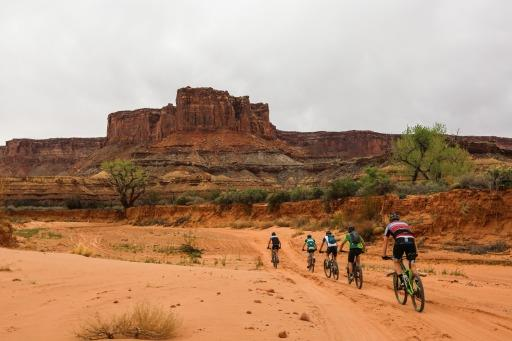 Mountain biking – 5 national park recommendations
