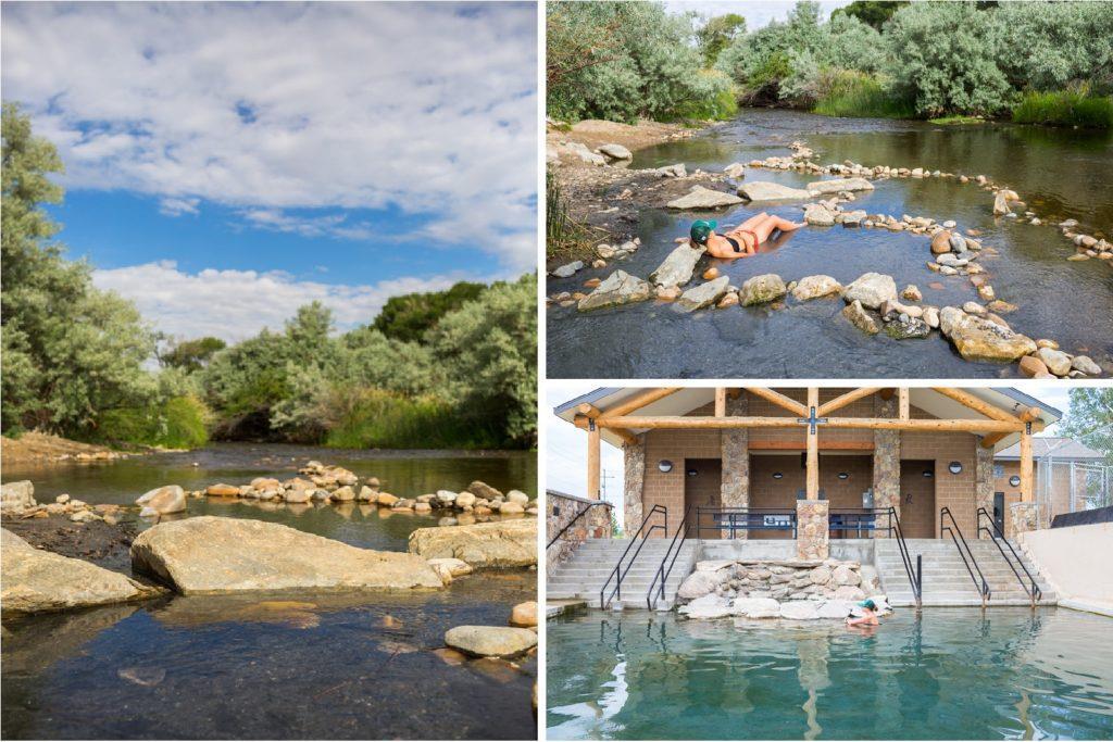 Hobo Hot Pools, Saratoga WY