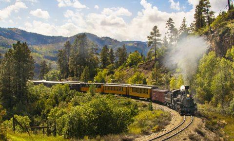 Durango _ Silverton Narrow Gauge Railroad Y. Lashmett