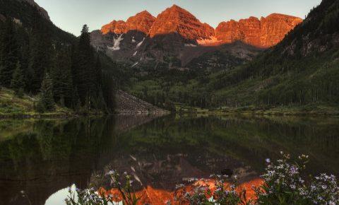 aspen, maroon bells, colorado, hiking