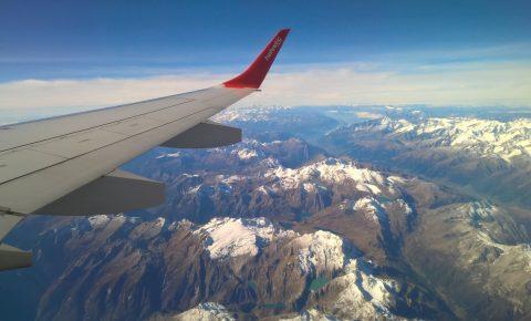 air travel, airplane, airplane views