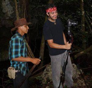 Pablo Guzman, Visit USA Parks Ambassador