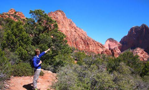 Kolob Canyons, Zion National Park, hiking,