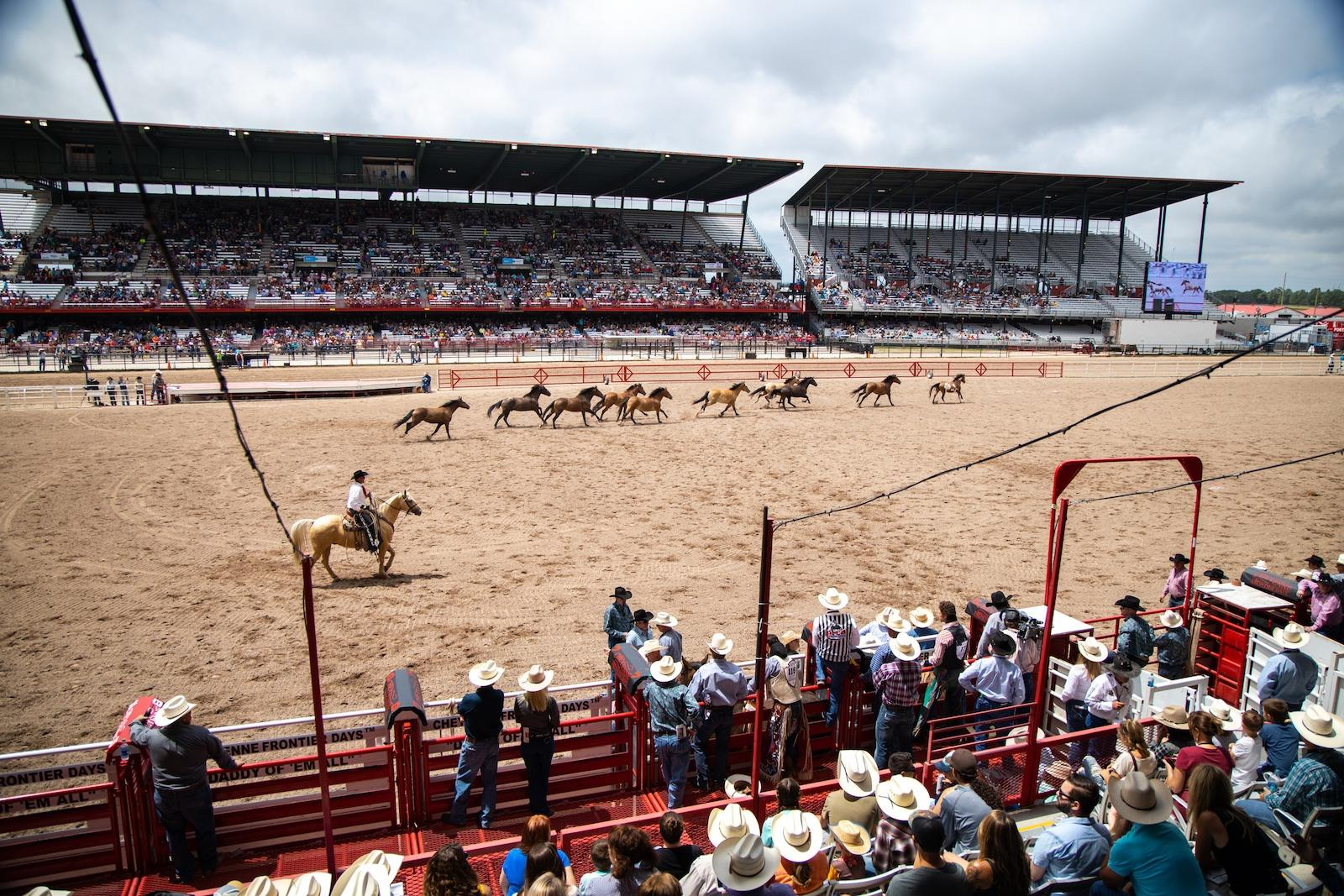 Frontier Days Rodeo Kickoff