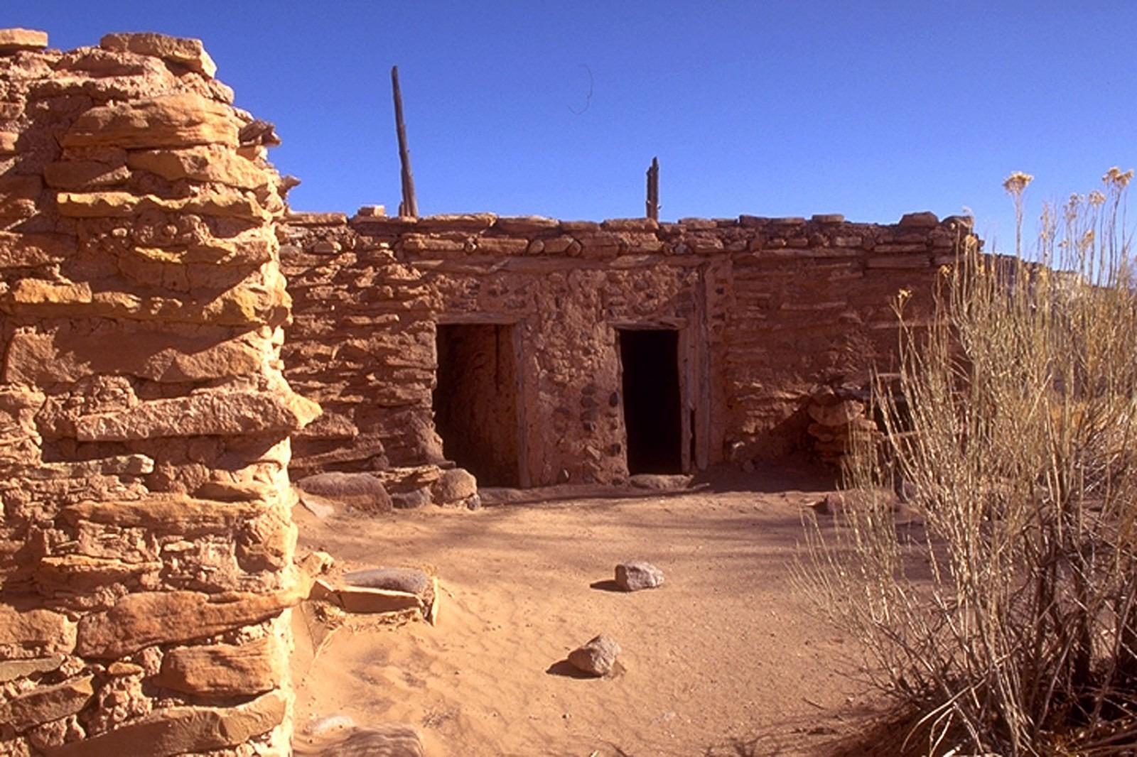 Anasazi Pueblo