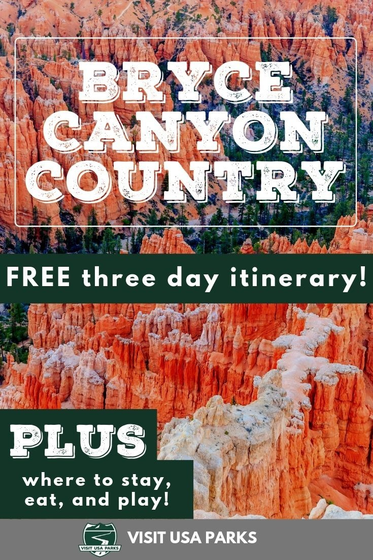 Bryce Canyon Country pin
