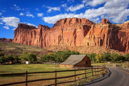 Go Off the Grid in Capitol Reef Country, Utah