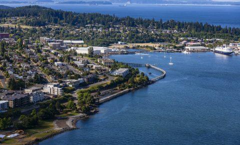 Bellingham, Washington Waterfront