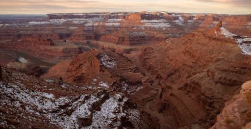 Avoid the Crowds: Utah National Parks in the Winter