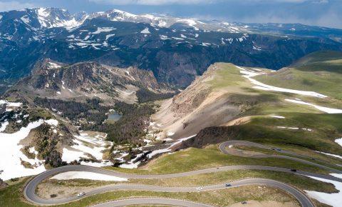 Beartooth Path, Cody, Park County, Wyoming