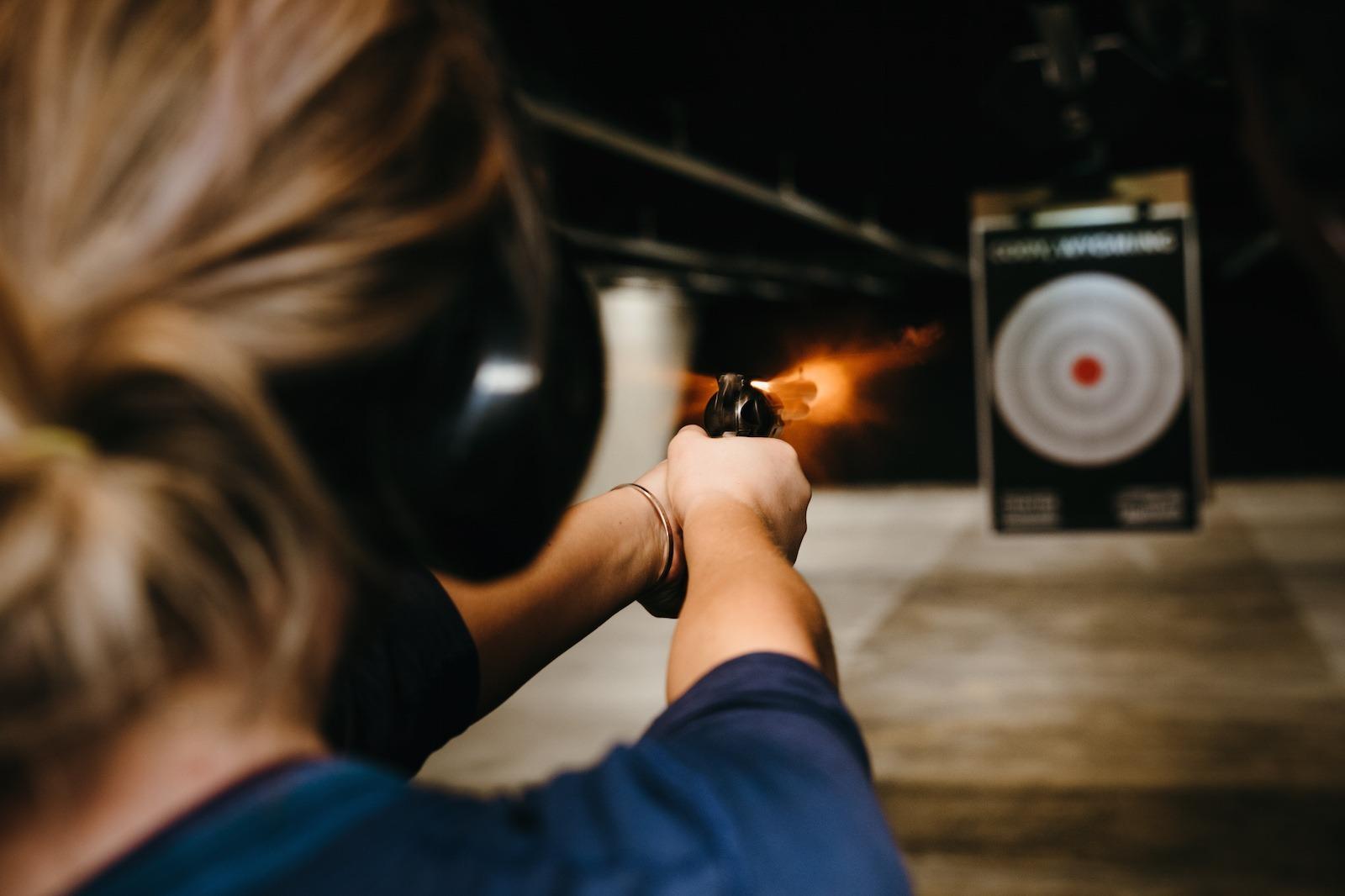 Cody Firearms Experience