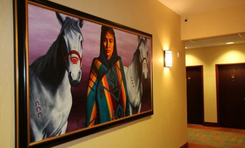 Wind River Hotel & Casino in Wyoming