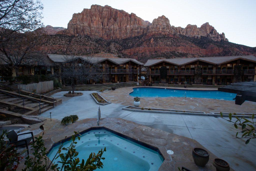 picture of Desert Pearl Inn Zion