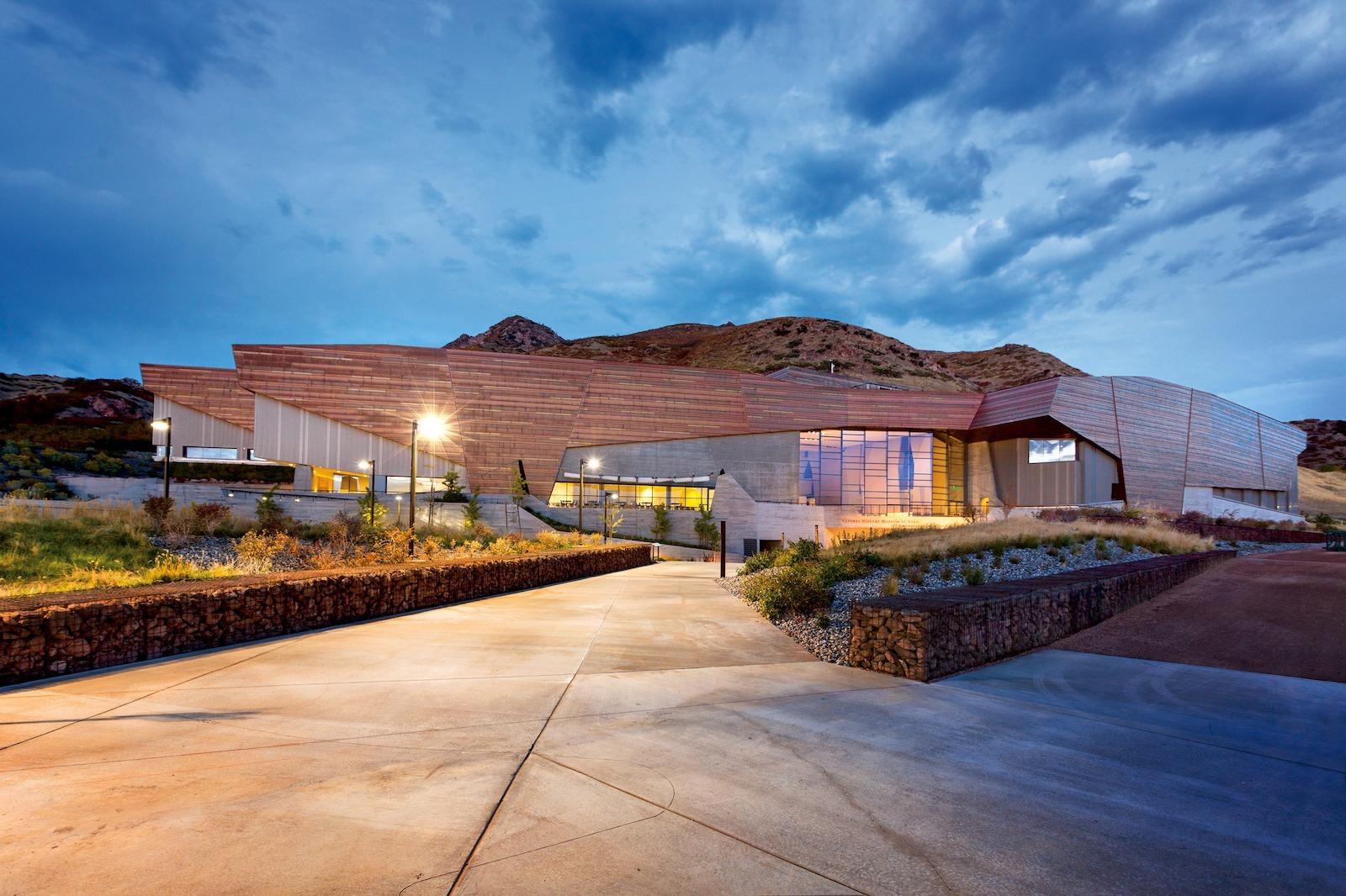 Natural History Museum of Utah weather