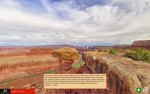 Moab 360 virtual tour