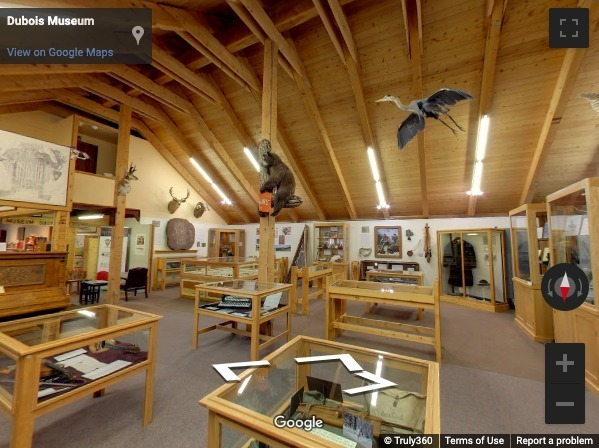 Wyoming's Wind River Country museums virtual tours