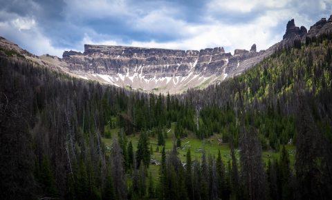 Yellowstone experience road trip: Pinnacles by Bill Sincavage