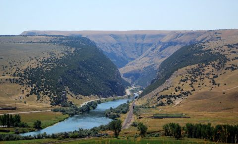 Wyoming's Hot Springs County