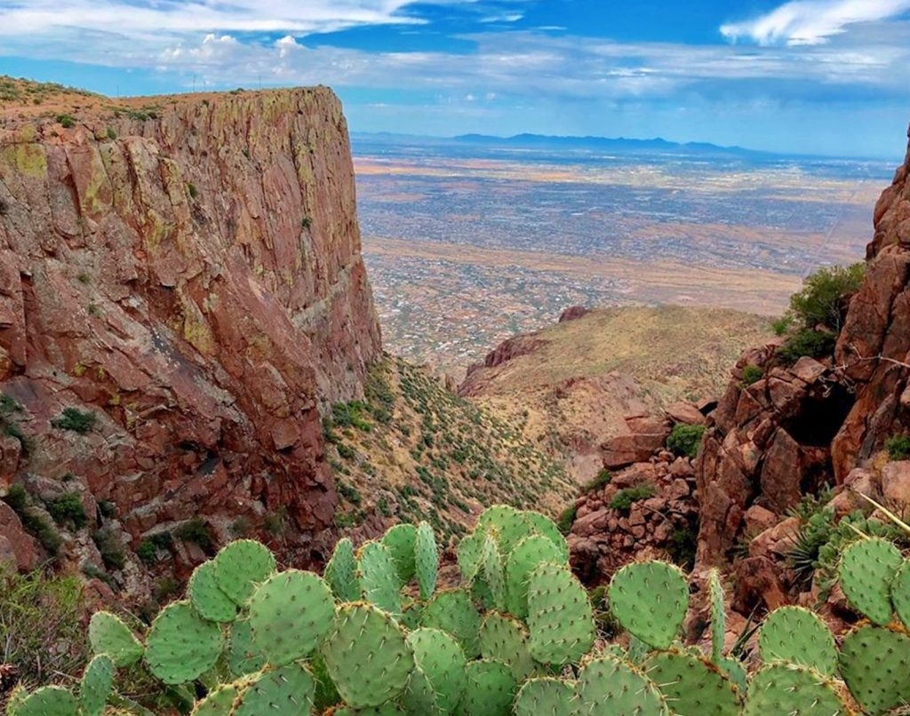 Lost Dutchman State Park, one of Arizona's southern state parks