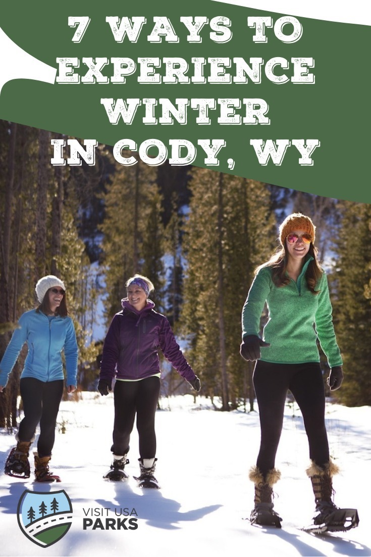 Pin for winter in Cody, Wyoming experiences